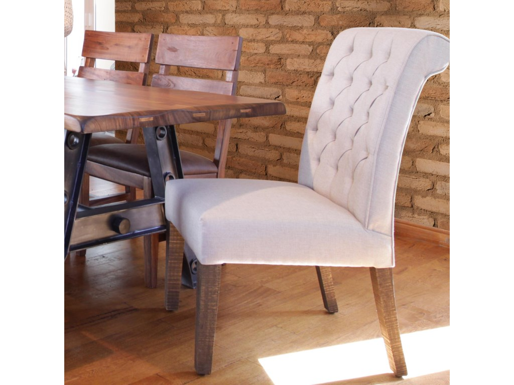 International Furniture Direct ParotaUpholstered Chair