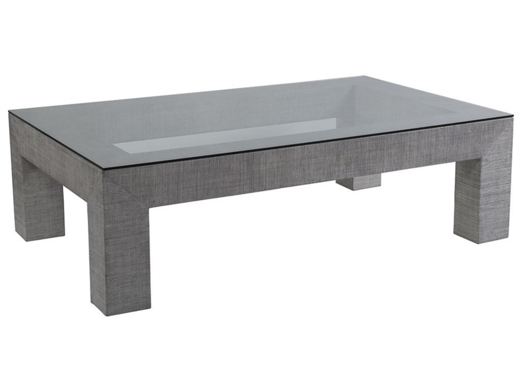 Artistica PreceptPrecept Rectangular Cocktail Table