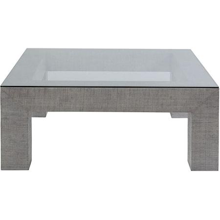 Precept Square Cocktail Table