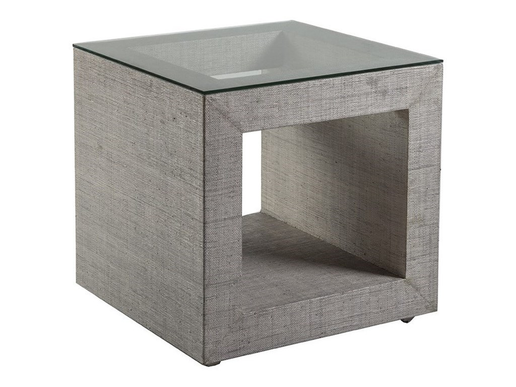 Artistica PreceptPrecept Square End Table