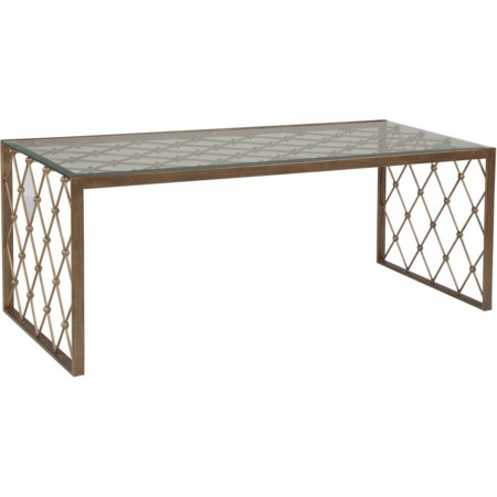 Royere Rectangular Cocktail Table