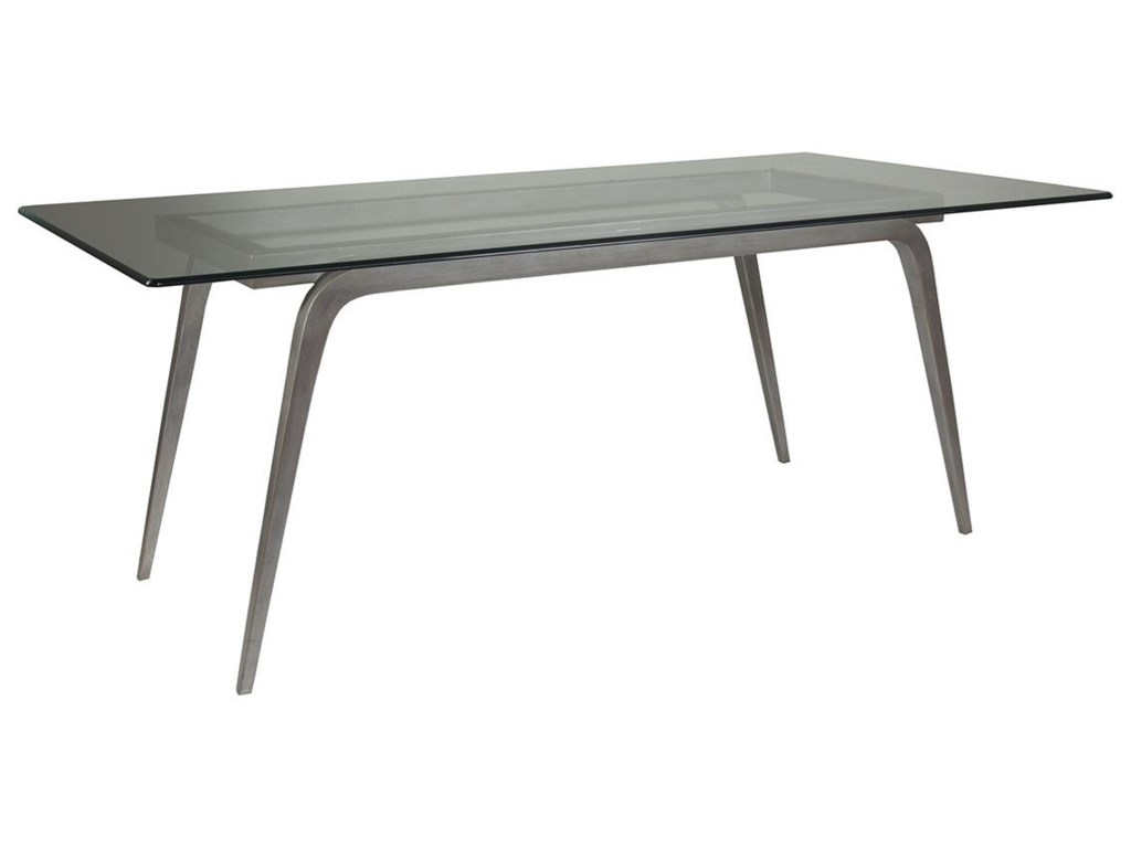 Artistica Artistica MetalMitchum Rectangular Dining Table