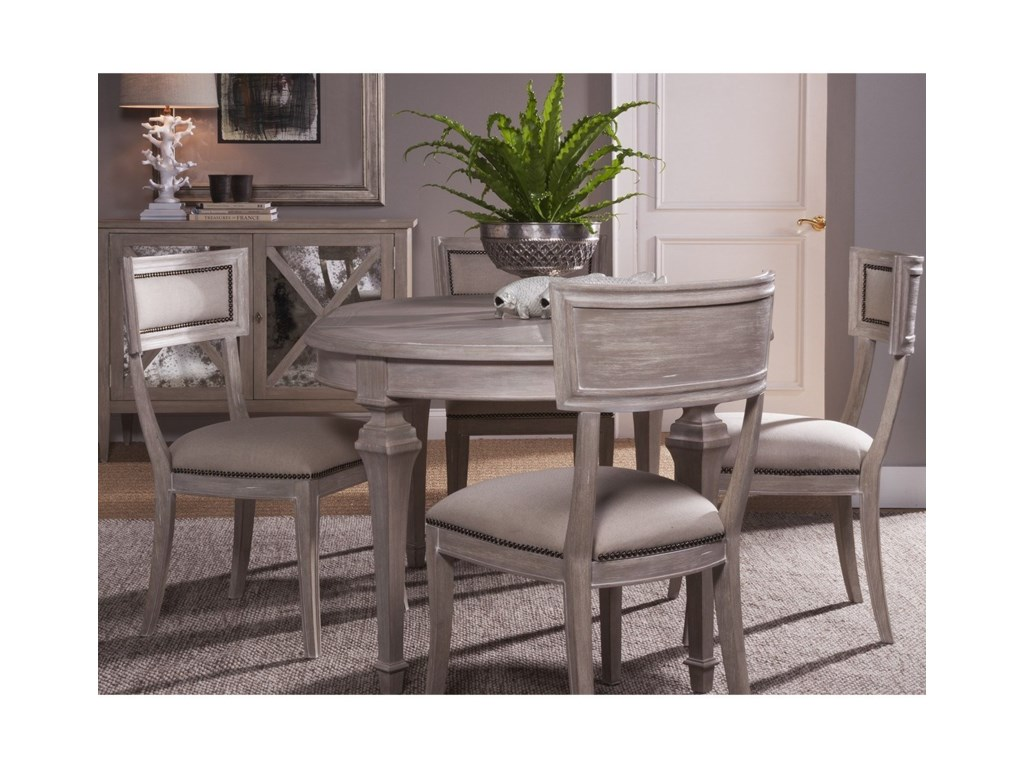 Artistica CohesionApertif Round/Oval Dining Table