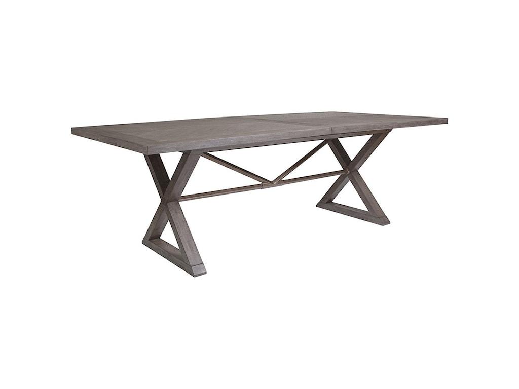 Artistica CohesionRingo Rectangular Dining Table
