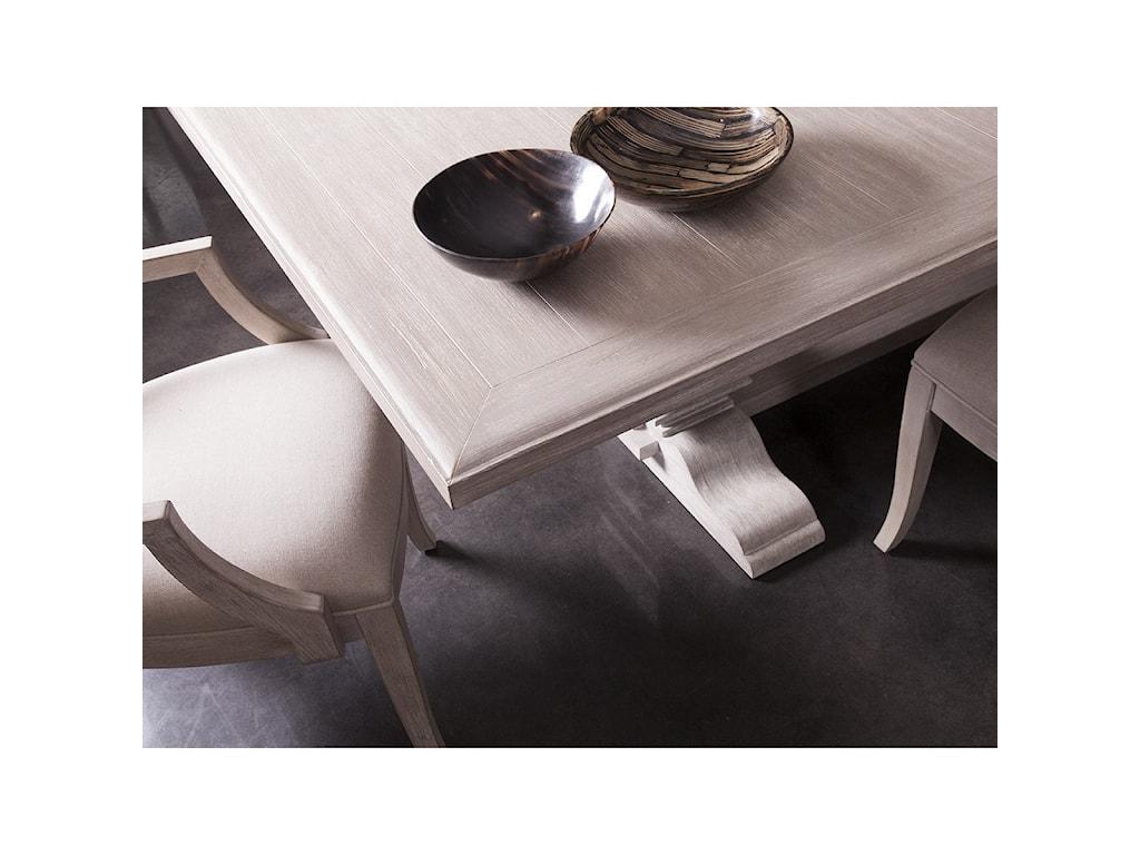 Artistica CohesionAxiom Rectangular Dining Table