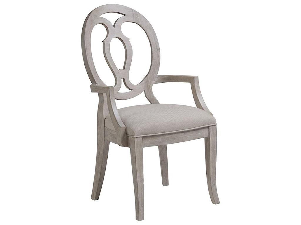 Artistica CohesionAxiom Arm Chair