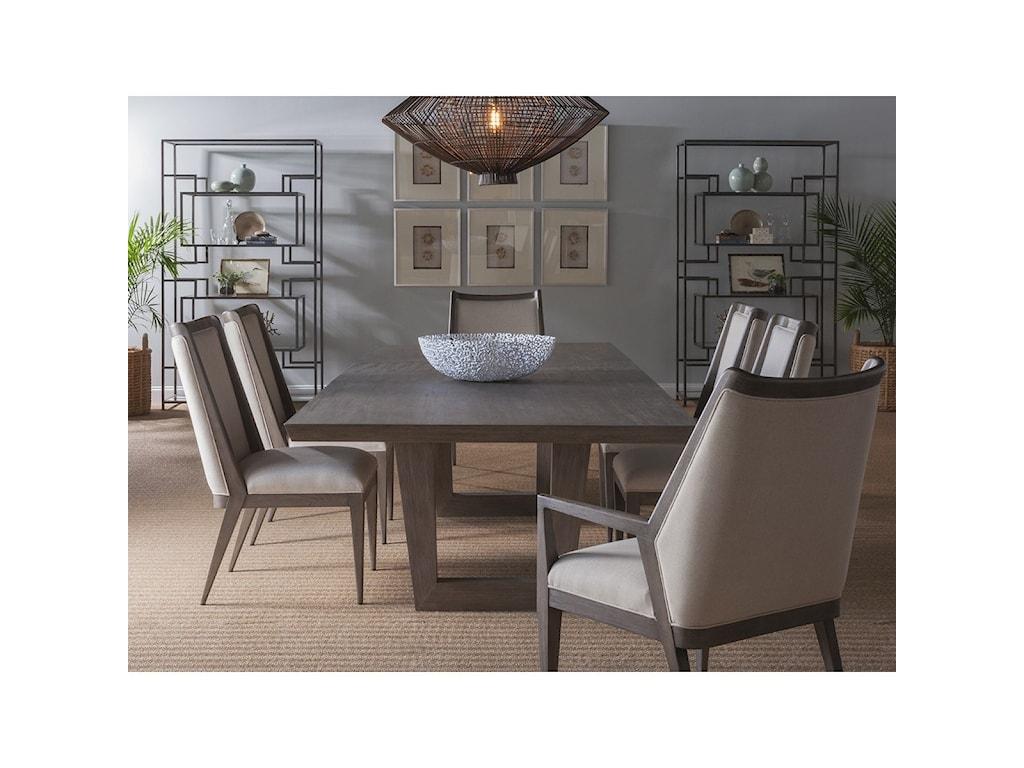 Artistica CohesionBrio Rectangular Dining Table
