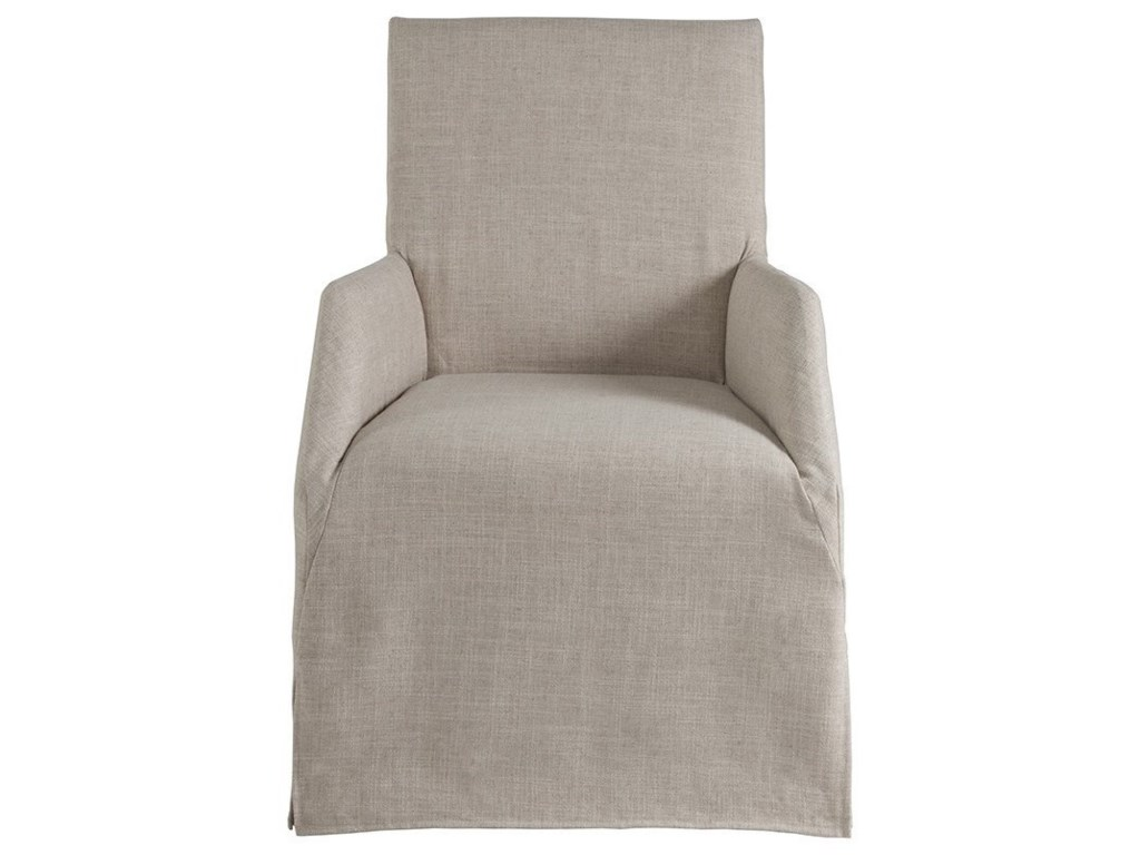 Artistica CohesionFiona Arm Chair With Slipcover