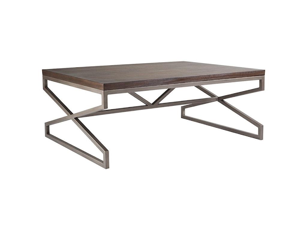 Artistica CohesionEdict Rectangular Cocktail Table