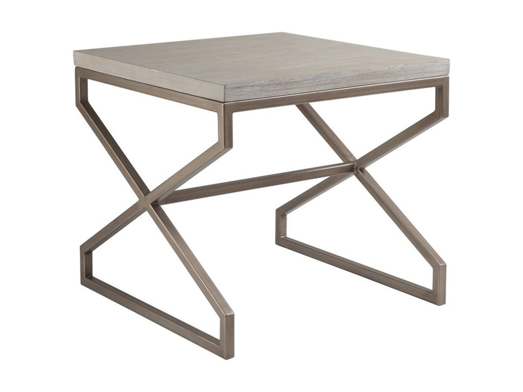 Artistica CohesionEdict Square End Table