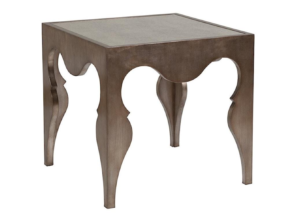 Artistica Van Cleef 2059Van Cleef Square End Table