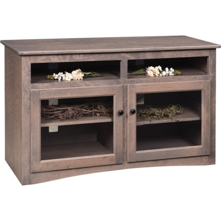 "50"" Customizable TV Stand"
