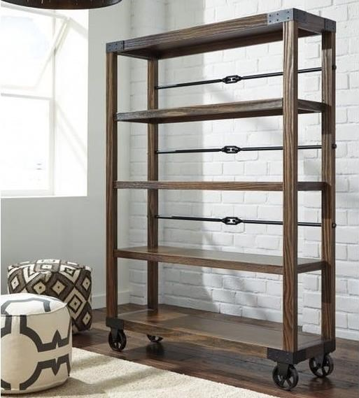 Ashley Furniture 100Large Bookcase