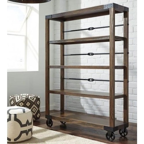 Ashley Furniture 100 Large Bookcase