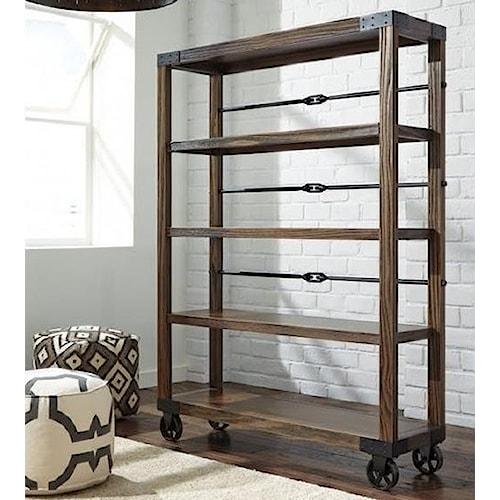 Ashley Furniture 100 Large Bookcase
