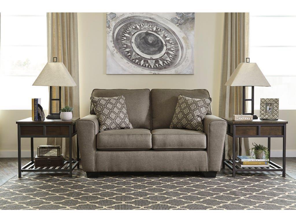 Charming Ashley Furniture Calicho Loveseat
