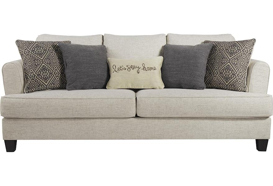 Ashley Furniture Alcona 98310 38 Modern Farmhouse Sofa Furniture And Appliancemart Sofas