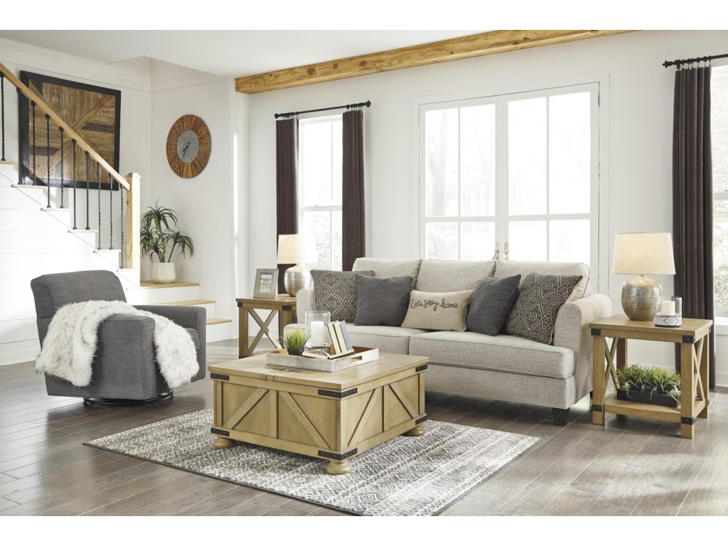 Ashley Furniture Alcona2 Piece Living Room Set