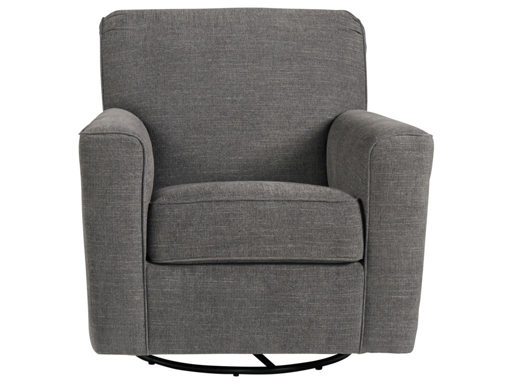 Ashley Furniture AlconaSwivel Glider Accent Chair