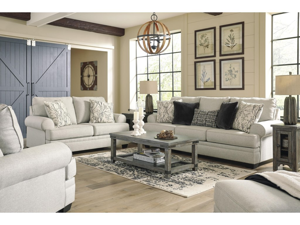 Ashley Furniture AntonliniSofa, Loveseat, Chair and Ottoman Set