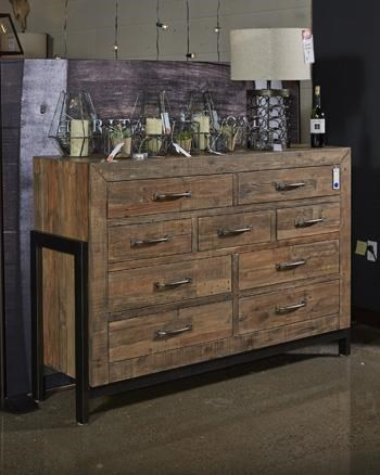 ashley furniture chest of drawers. Ashley Furniture B775 Sommerford Dresser Chest Of Drawers