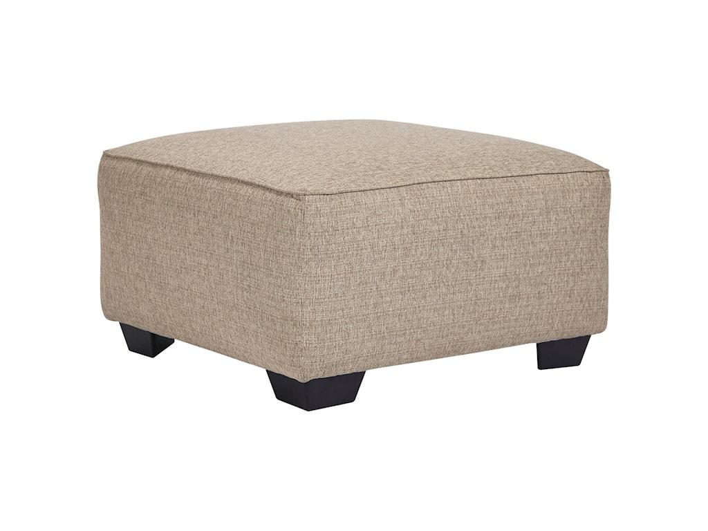 Ashley Furniture BacenoOversized Accent Ottoman