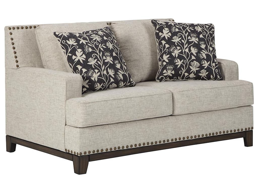 Ashley Furniture BallinaLoveseat