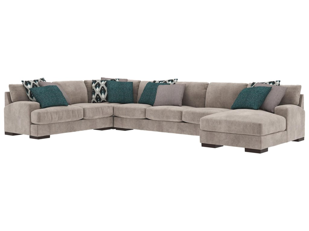 Ashley Furniture Bardarson4 PC Sectional Set
