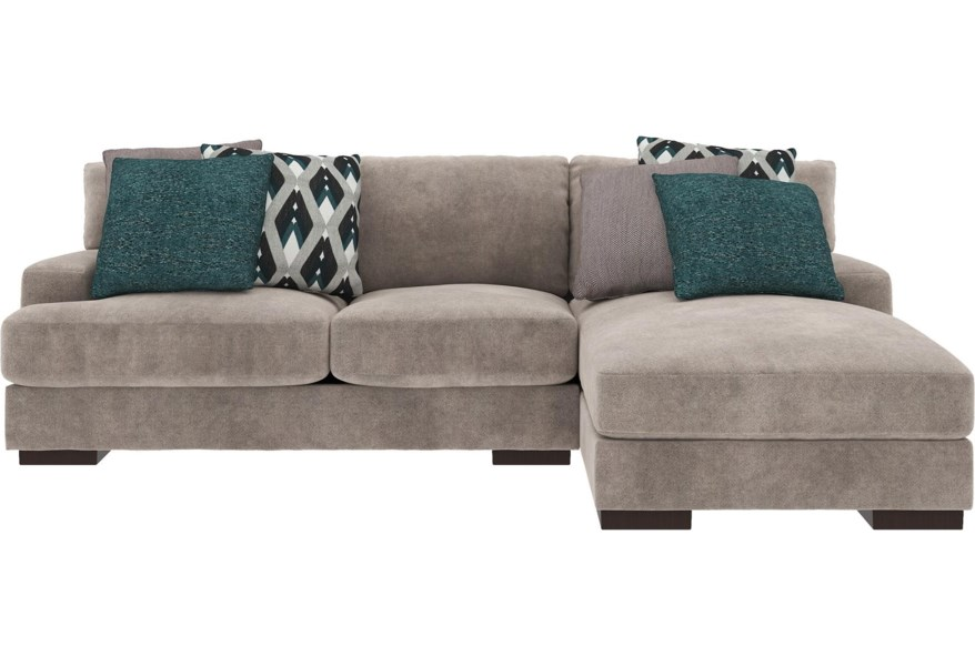 Ashley Furniture Bardarson 6440355 17 2 Piece Sectional With Chaise And Appliancemart Sofas