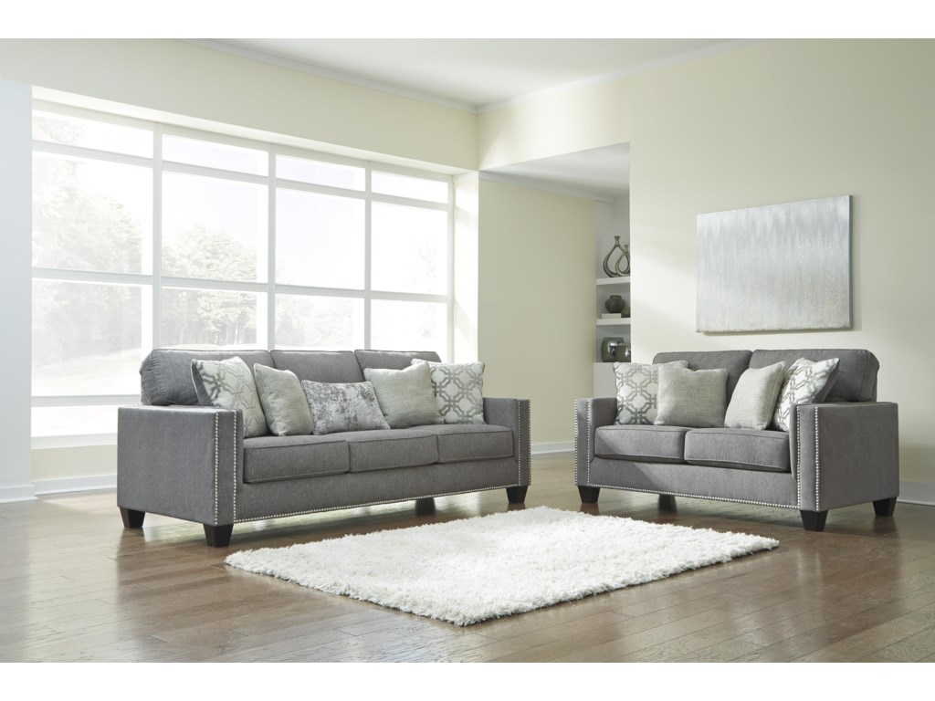 Ashley Furniture Barrali 1390438 35 Fog