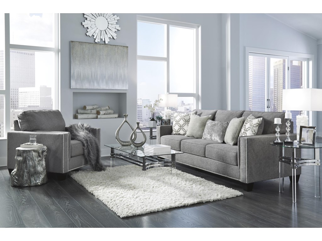 Ashley Furniture BarraliSofa and Chair Set