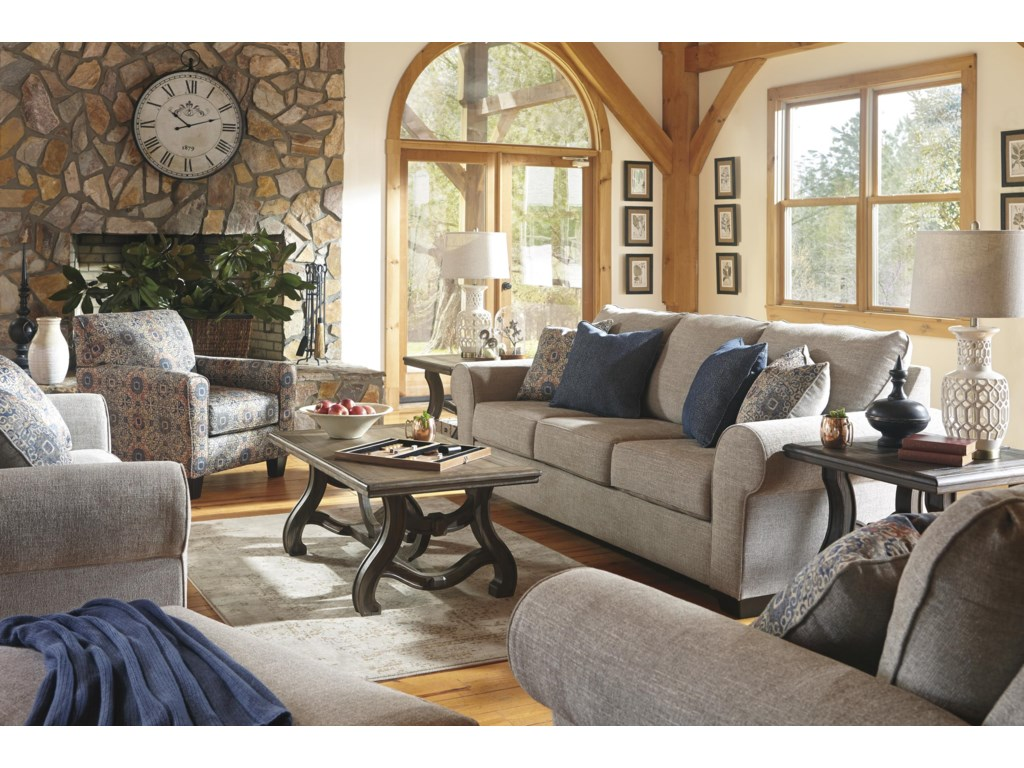 Ashley Furniture BelcampoLoveseat