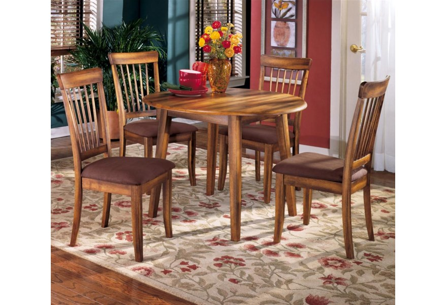 Silver Dining Table And Chairs, Ashley Furniture Brill 5 Piece Drop Leaf Table Upholstered Side Chair Set Crowley Furniture Mattress Dining 5 Piece Sets