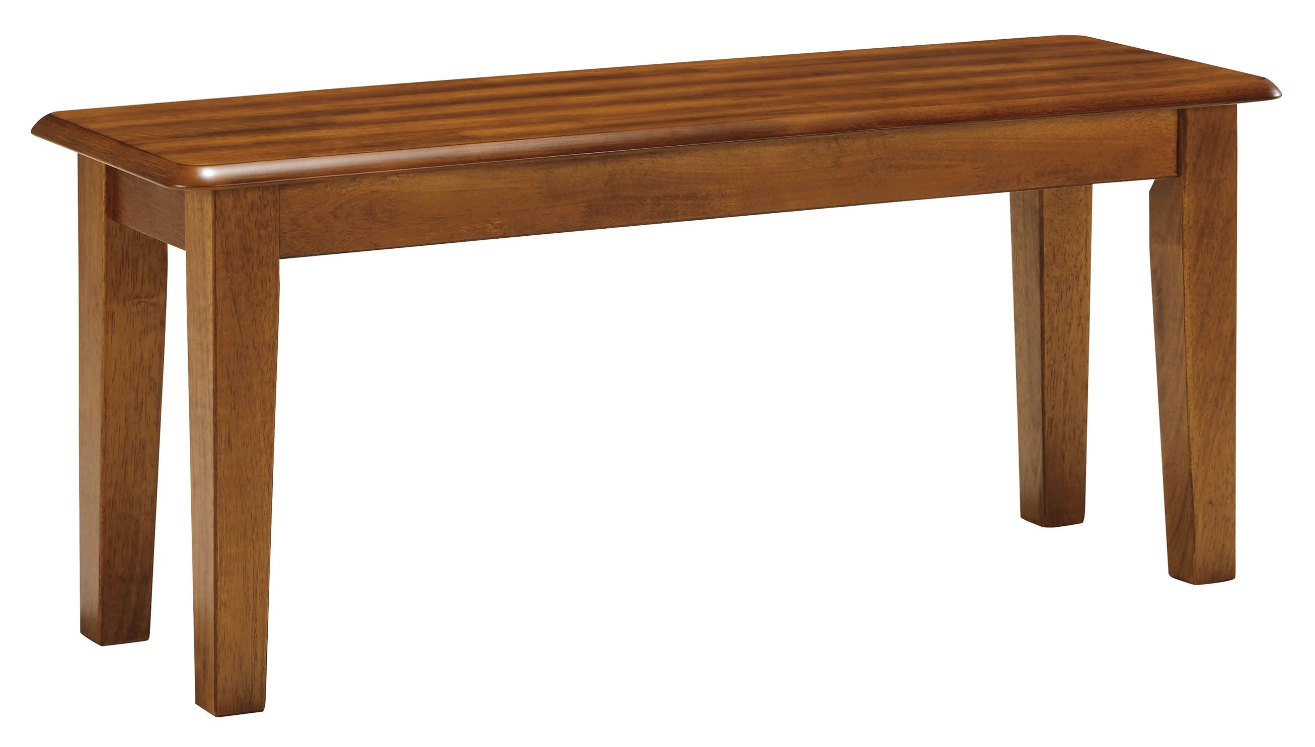 Merveilleux Ashley Furniture Berringer Hickory Stained Bench | Bullard Furniture |  Dining Benches Fayetteville, NC