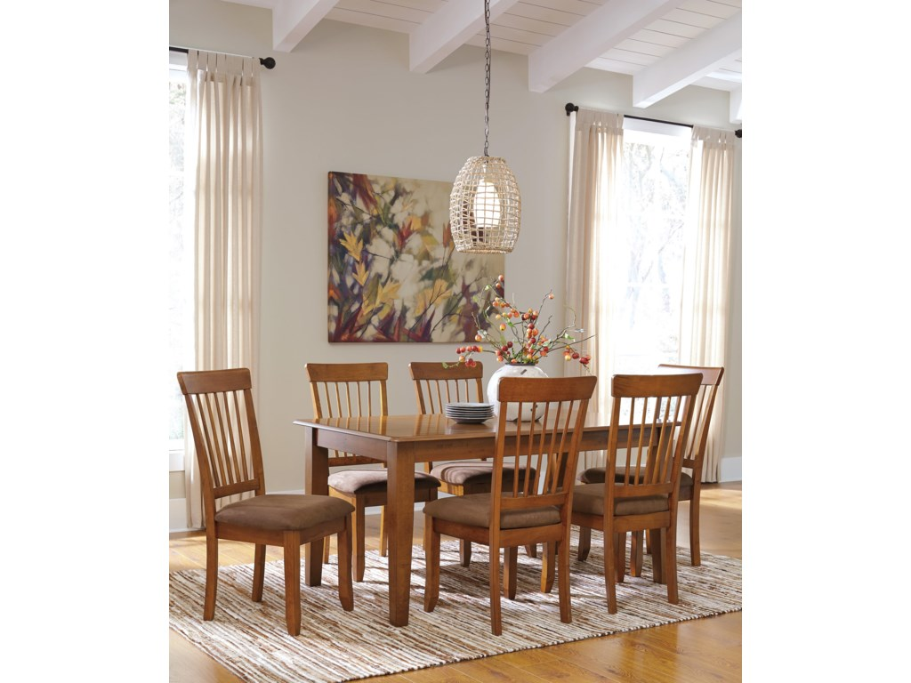 Ashley Furniture BerringerRectangular Kitchen Table