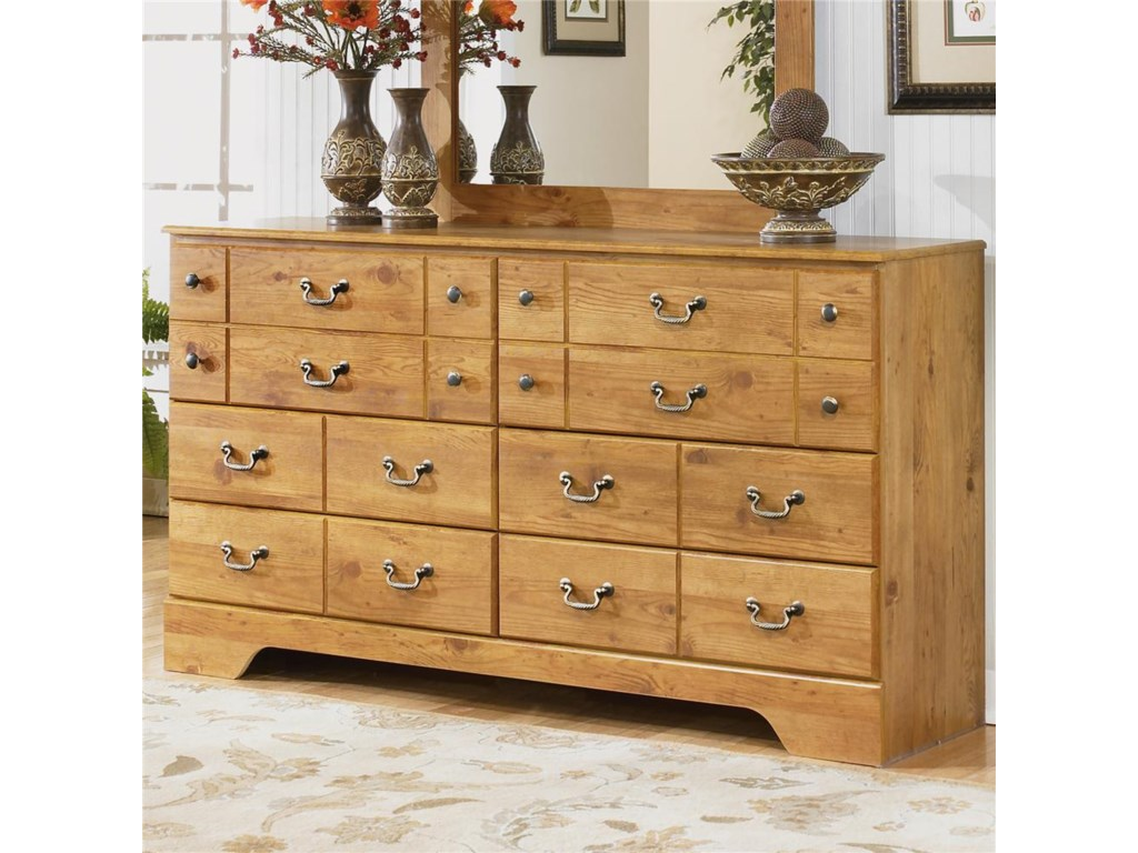 Ashley (Signature Design) Bittersweet6 Drawer Dresser