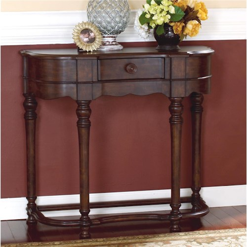 Signature Design by Ashley Brookfield 1-Drawer Sofa Table