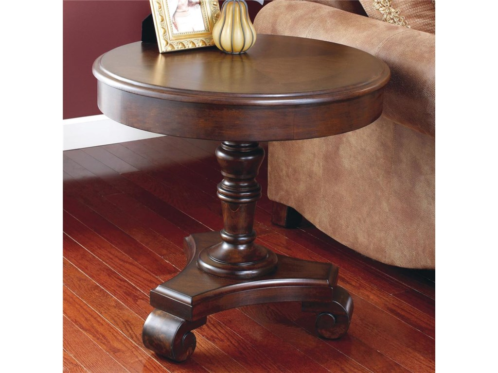 Signature Design by Ashley BrookfieldRound End Table