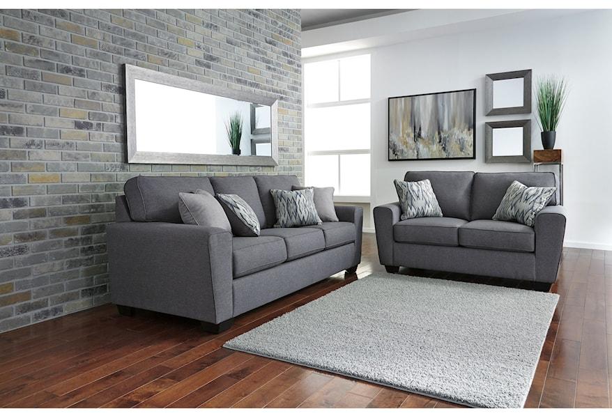 Ashley Furniture Calion Stationary Living Room Group Furniture