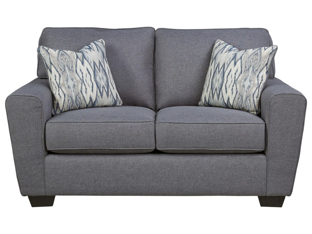 Ashley Furniture Calion 2070235 Contemporary Loveseat Furniture