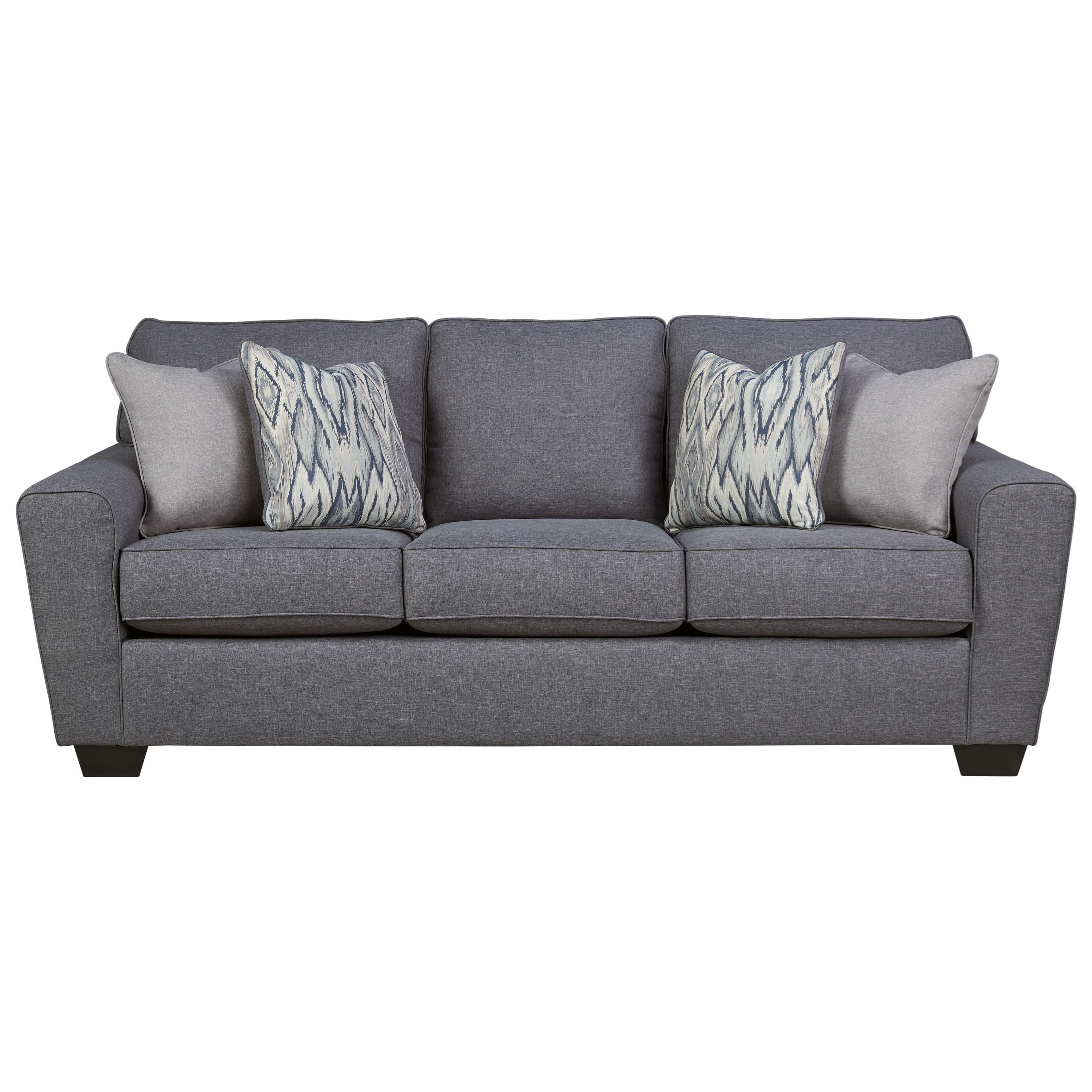 - Ashley Furniture Calion 2070239 Contemporary Queen Sofa Sleeper