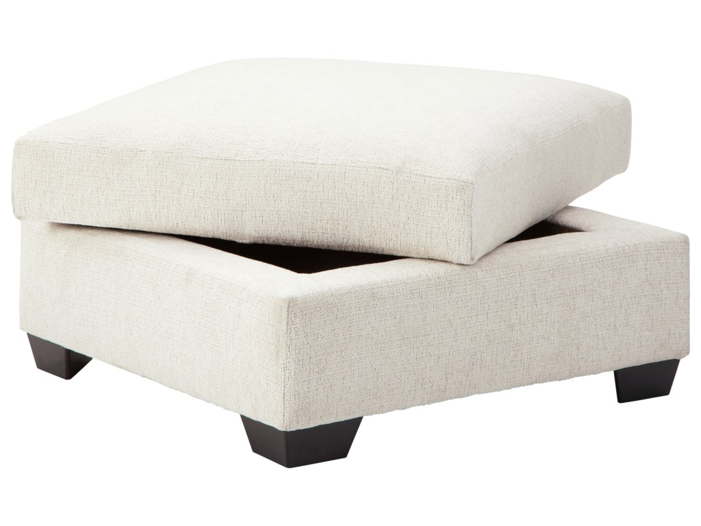 Ashley Furniture CambriOttoman with Storage