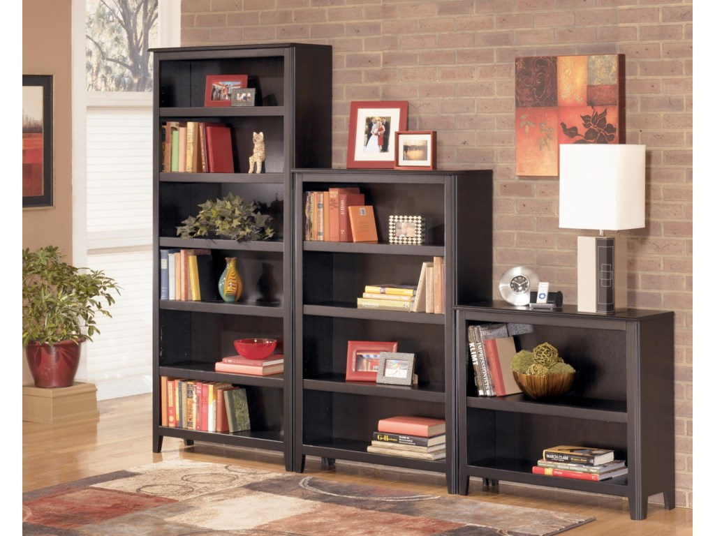 Shown with Large and Small Bookcase