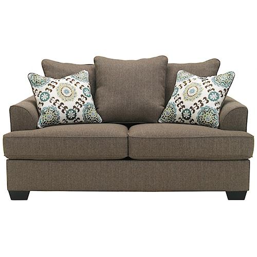 Ashley Furniture Corinth Loveseat