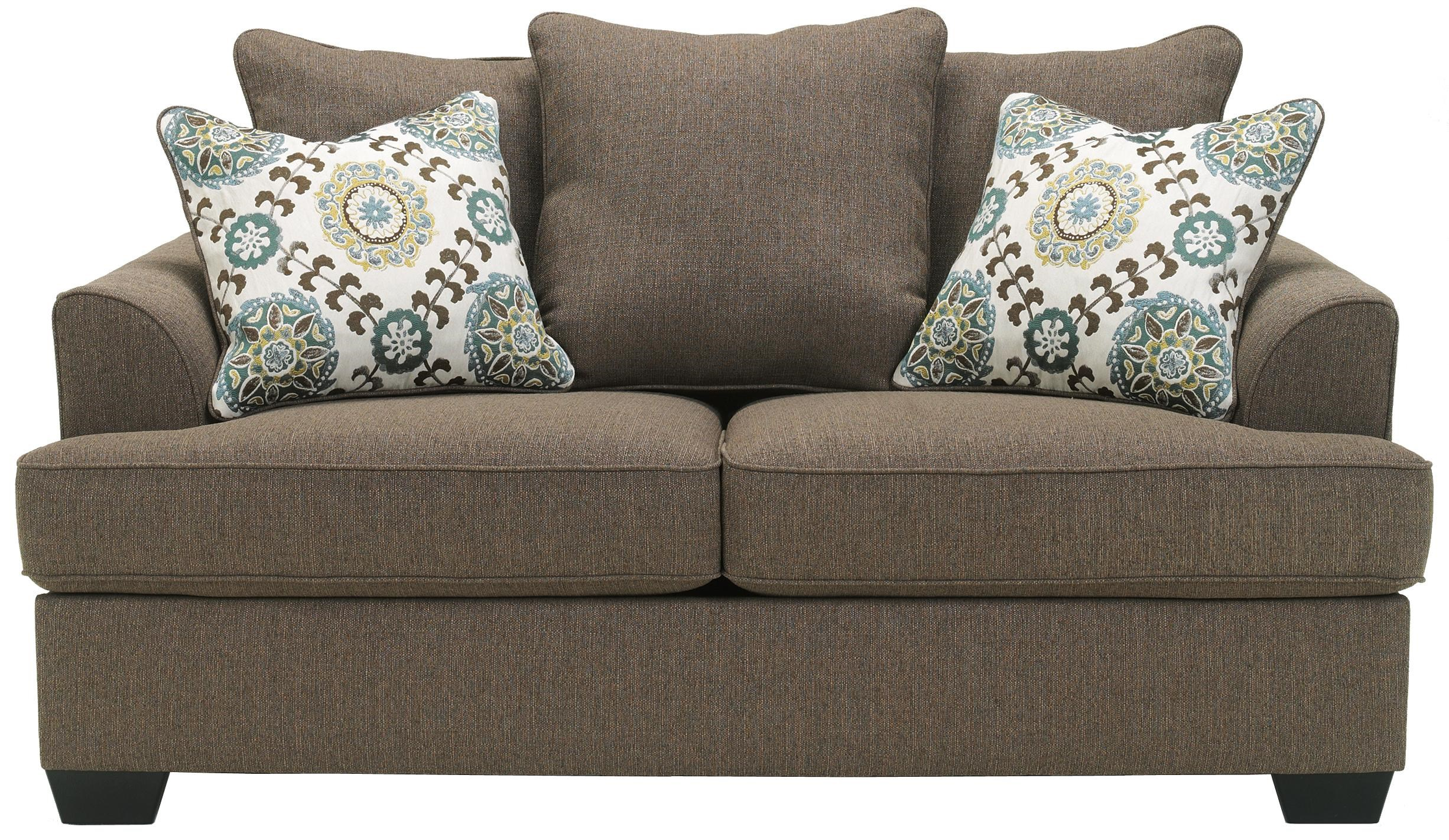 Ashley Furniture Corley   Slate Loveseat