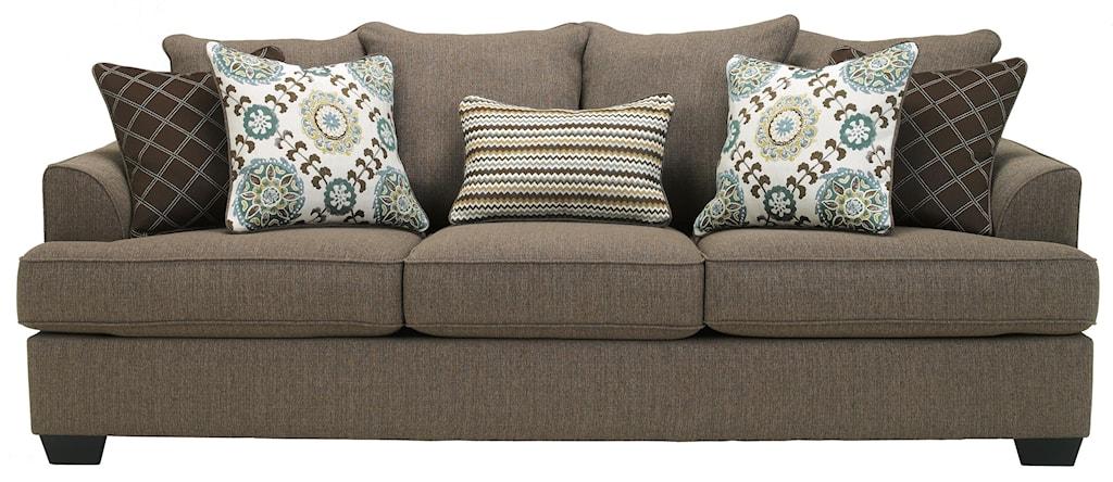 Ashley Furniture Sofa ashley furniture corley - slate sofa - household furniture - sofa