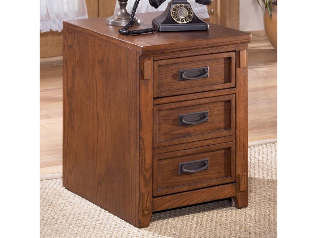 Ashley Furniture Cross Island2 Drawer Mobile File Cabinet