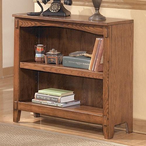 Ashley Furniture Cross Island Small Bookcase