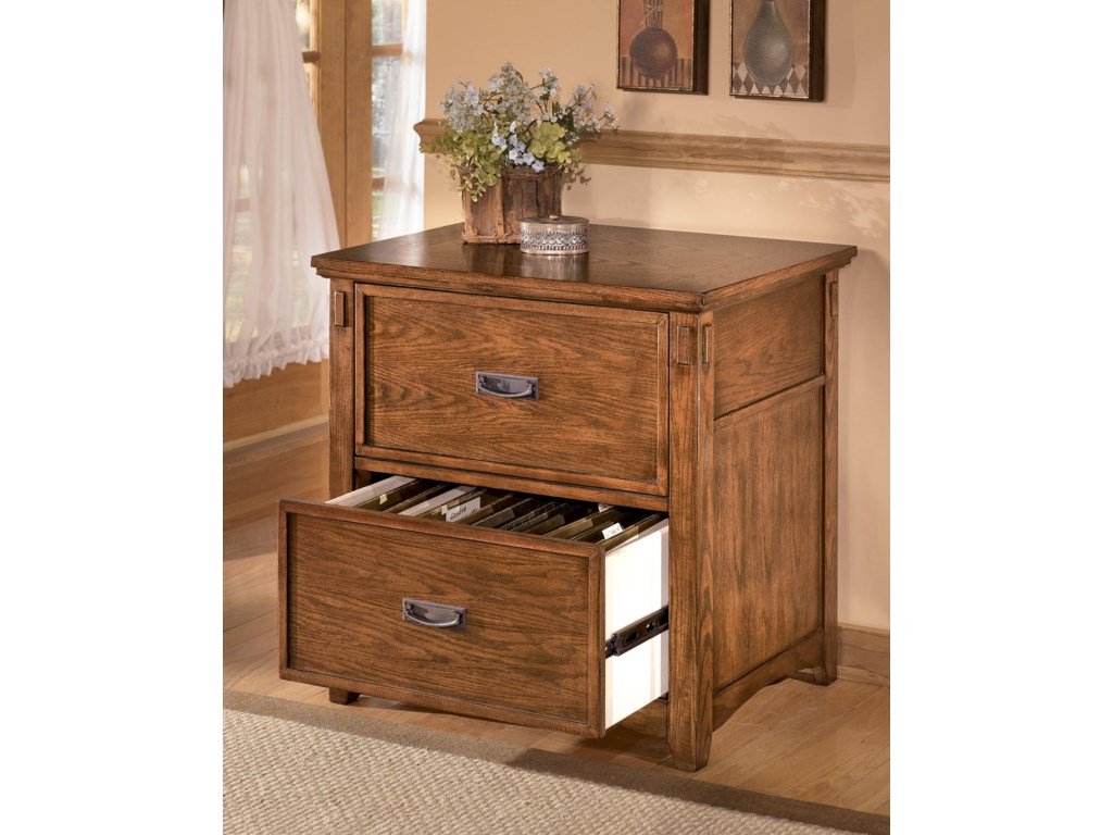 Ashley Furniture Cross IslandLateral File