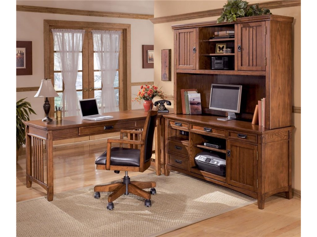 Shown as part of L-Shape Desk